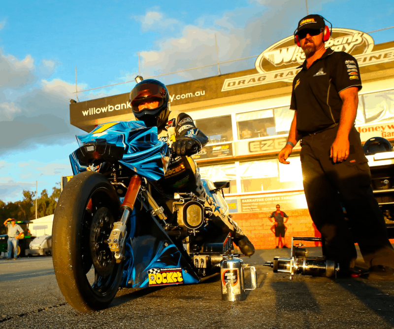 Matheson Ready For Winter Sun And Fast Times