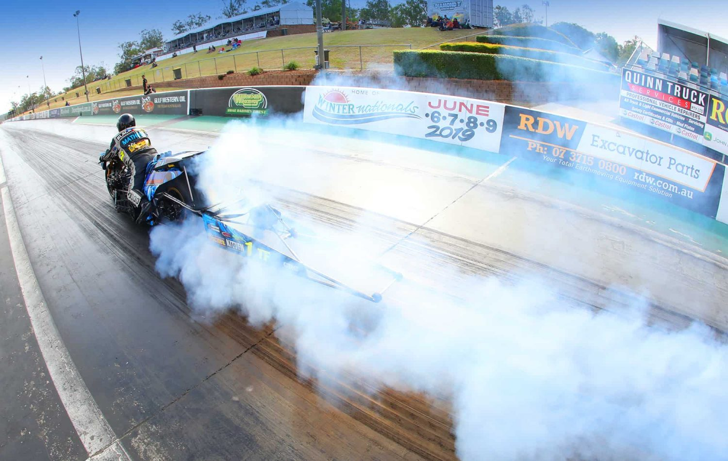 Nitro Voodoo Back In The Groove at Winter Warm-Up