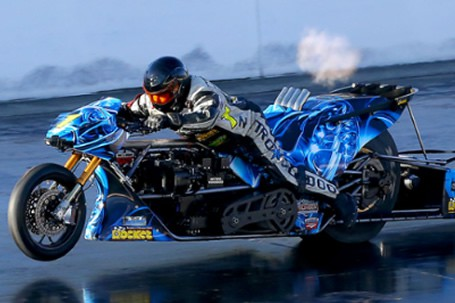 Matheson set for epic battle at East Coast Thunder