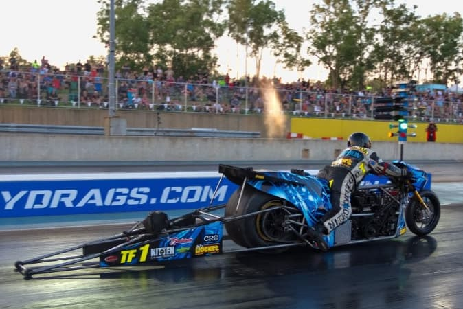 Nitro Voodoo resets track record at Nitro Up North
