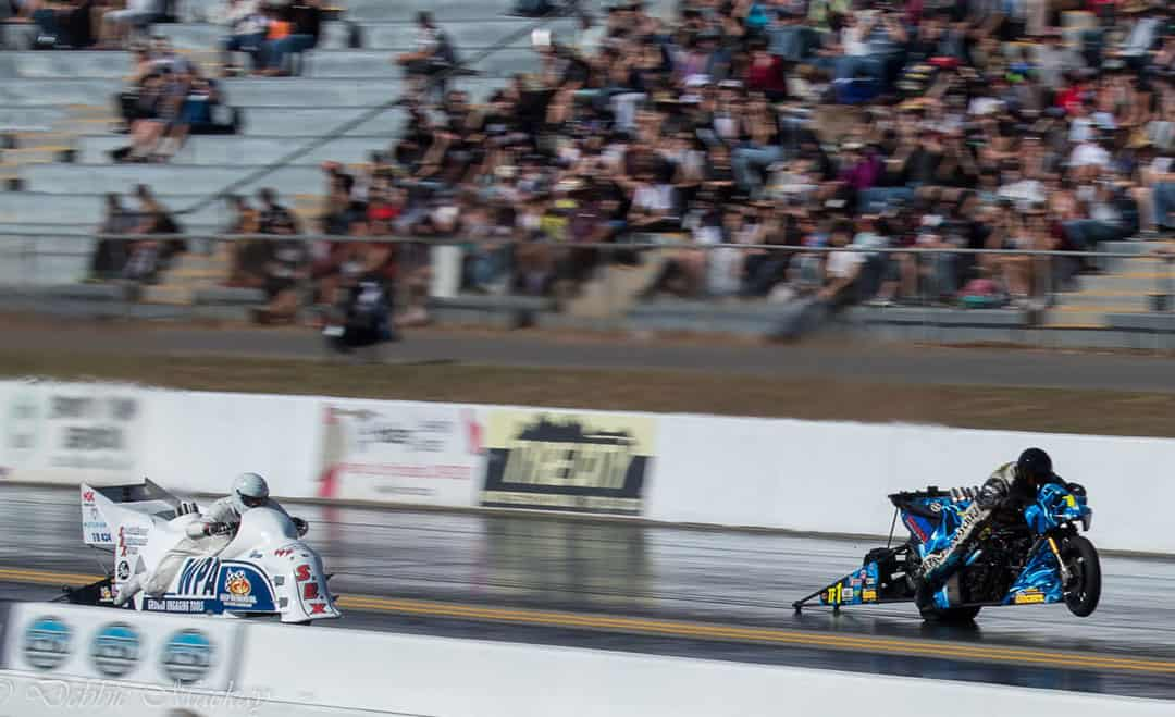 "Debbie Mackay Takes Out 2019 ""Nitro Voodoo"" Winternationals Photo Contest"